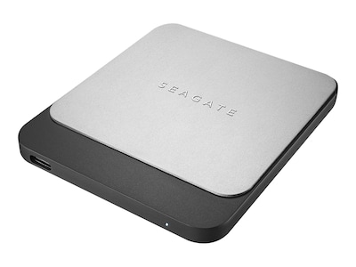 Seagate 2TB FastSSD 2.5 Bullitt Kit Portable Solid State Drive, STCM2000400, 36807797, Solid State Drives - External