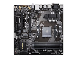 Gigabyte Technology GA-AB350M-D3H Main Image from Front
