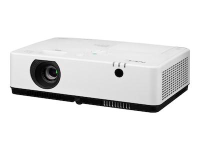 NEC NP-MC372X XGA LCD Projector, 3700 Lumens, White, NP-MC372X, 36561408, Projectors