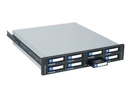 Tandberg Data RDX QuikStation 8-Drive 1GbE 2U Rackmount Storage, 8900-RDX, 12453576, Removable Drives