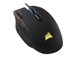 Corsair Sabre RGB Gaming Mouse Lightweight 10000dpi Optical, CH-9303011-NA, 31244403, Mice & Cursor Control Devices