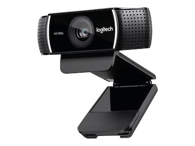 Logitech C922 Pro Stream Webcam, 960-001087, 34804218, WebCams & Accessories