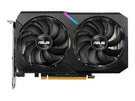 Asus NVIDIA GeForce RTX 2070 PCIe 3.0 Graphics Card, 8GB GDDR6, DUAL-RTX2070-O8G-MINI, 37988606, Graphics/Video Accelerators