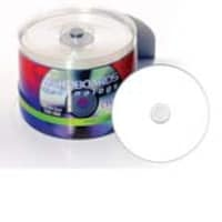 Microboards 52x 700MB 80 min. White Thermal Printable CD-R Media (600-pack), JCDR-WPT-SK, 5283118, CD Media
