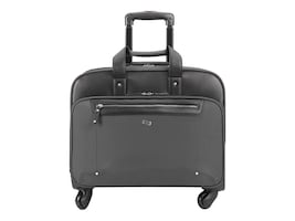 SOLO Gramercy 4-Wheeled Rolling Case, EXE950-10, 36167427, Carrying Cases - Notebook