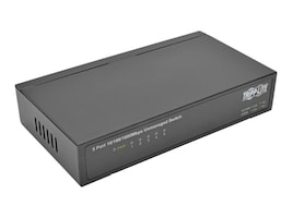 Tripp Lite Desktop Mount Metal Unmanaged Switch 5xGbE External power adapter, NG5, 32434364, Network Switches