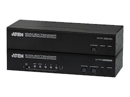Aten VGA Dual View KVM Extender, CE775, 15324139, KVM Displays & Accessories