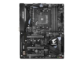 Gigabyte Technology GA-AX370-GAMING K7 Main Image from Front