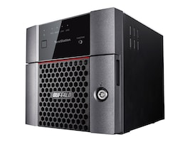 BUFFALO 8TB TeraStation 3210DN 2-Bay Desktop NAS, TS3210DN0802, 33591492, Network Attached Storage