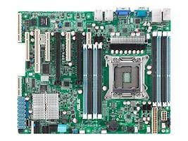Asus Motherboard, Intel C602-A, ATX, Max. 256GB DDR3, 6xSATA, 2xPCIe x16, 3PCIE x8, PCI, GNIC, Z9PA-U8, 14679835, Motherboards
