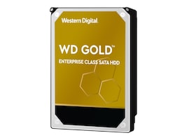 Western Digital 12TB WD Gold SATA 6Gb s 3.5 Datacenter Hard Drive, WD121KRYZ, 34540013, Hard Drives - Internal