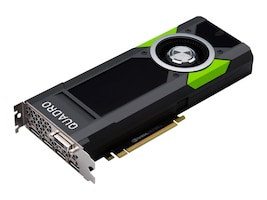 PNY NVIDIA Quadro P5000 PCIe 3.0 x16 Graphics Card, 16GB GDDR5, VCQP5000-PB, 32895208, Graphics/Video Accelerators