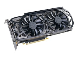 eVGA GeForce GTX 1080 Ti SC Black Gaming Accelertor, 11G-P4-6393-KR, 34018372, Graphics/Video Accelerators