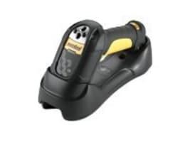 Zebra Symbol LS3578-ER Extended Range Bluetooth Cordless Scanner, Cradle, 7ft. Straight USB Cable, Power Supply, LS3578-ERBU0100UR, 8660134, Bar Code Scanners