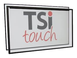 TSltouch 48 IR Touchscreen Overlay for DM48E, TSI-D48-06IDOARB, 32192553, Monitor & Display Accessories - Large Format
