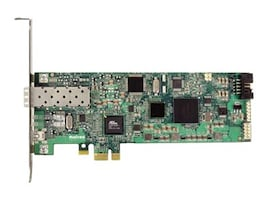 Matrox Extio PCI Express Fiber Interface Card, XTO2A-FESLPAF, 13038729, Controller Cards & I/O Boards