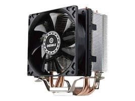 Enermax ENERMAX ETS-N31 CPU AIR COOLER CFANWITH AM4 BRACKET 9CM FAN 130W TDP, ETS-N31-02, 33929625, Cooling Systems/Fans