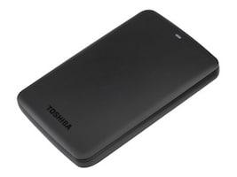 Toshiba 1TB Canvio Basics USB 3.0 Portable Hard Drive - Black, HDTB310XK3AA, 18105767, Hard Drives - External