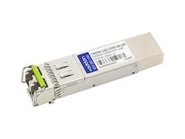 ACP-EP Memory CWDM-10G-1550-40-AO Main Image from Left-angle