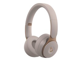 Apple Beats Solo Pro Wireless Noise Cancelling Headphones - Gray, MRJ82LL/A, 37830681, Headsets (w/ microphone)