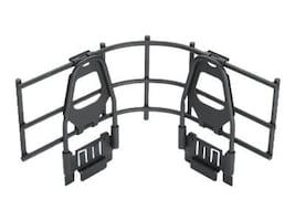 Panduit Wyr-Grid Overhead Intersection Bend Radius Control, 4 x 8 x 8, WGINTBRC4BL, 34550414, Premise Wiring Equipment