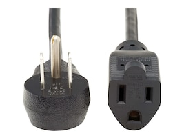 Tripp Lite 15FT POWER EXTENSION CORD 10A Main Image from Close-up