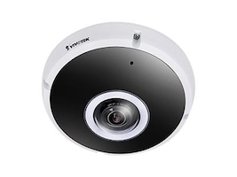 Vivotek CUST 12MP Fisheye 360 Net Camr, FE9391-EV, 36025875, Cameras - Security