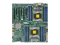 Supermicro MBD-X10DAI-B Main Image from Front