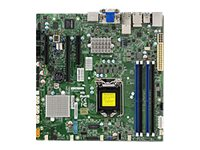 Supermicro MBD-X11SSZ-TLN4F-B Main Image from Front