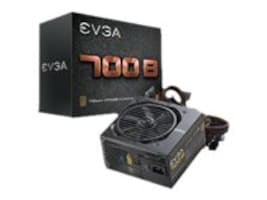 eVGA 700W Bronze 80 Plus PSU, 100-B1-0700-K1, 31004506, Power Supply Units (internal)