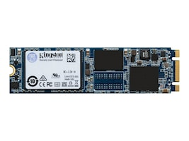 Kingston 120GB UV500 SATA 6Gb s M.2 2280 Internal Solid State Drive, SUV500M8/120G, 35503071, Solid State Drives - Internal