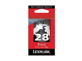 Lexmark #28 Black Ink Cartridge for Z845 Printers, 18C1428, 7119784, Ink Cartridges & Ink Refill Kits