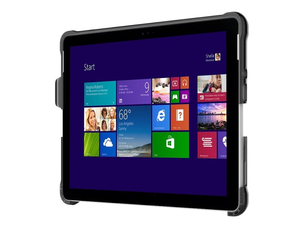the best attitude 35193 ffbe4 Incipio Octane Pure Translucent Co-Molded Case for Microsoft (MRSF ...