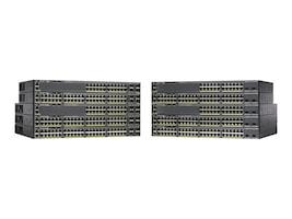 Cisco Catalyst 2960-X 48 GIGE POE 370W 4X SFP, WS-C2960X-48LPS-L, 15977228, Network Switches