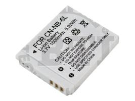 BTI Battery for Canon Digital Camera, BTI-CNNB6L, 16593576, Batteries - Camera
