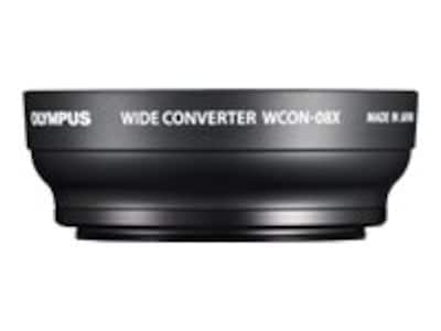 Olympus 0.8x Wide Angle Conversion Lens, V321220BW000, 18106778, Camera & Camcorder Lenses & Filters