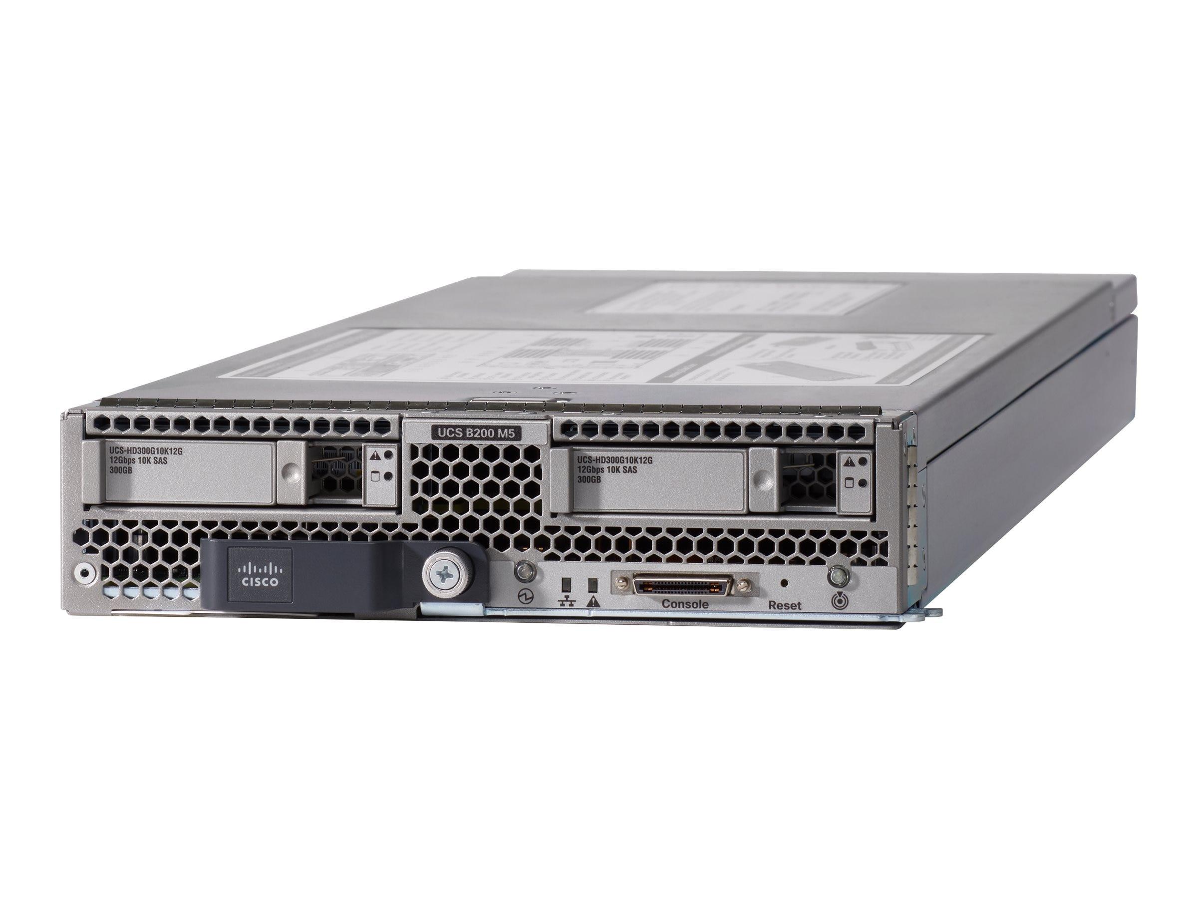 Cisco UCS SmartPlay B200 M5 Intel 2 3GHz Xeon Gold Xeon Gold