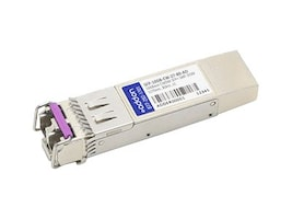 ACP-EP Memory SFP-10GB-CW-27-80-AO Main Image from Left-angle