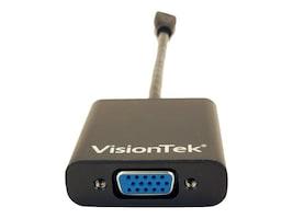VisionTek Mini HDMI to VGA Active Adapter, 900743, 18418350, Adapters & Port Converters