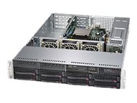 Supermicro SYS-5028R-WR Main Image from Right-angle