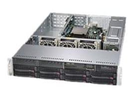 Supermicro Barebones, SuperServer 5028R-WR 2U RM E5-2600 v3 Family Max.512GB DDR4 8x3.5 HS Bays 2xGbE, SYS-5028R-WR, 17840516, Barebones Systems