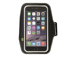 Griffin Trainer for iPhone 6 4.7, Black, GB38804, 17700687, Carrying Cases - Phones/PDAs