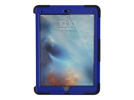Griffin Survivor Slim for iPad Pro 12.9, Black Blue, GB40364, 30655163, Carrying Cases - Tablets & eReaders