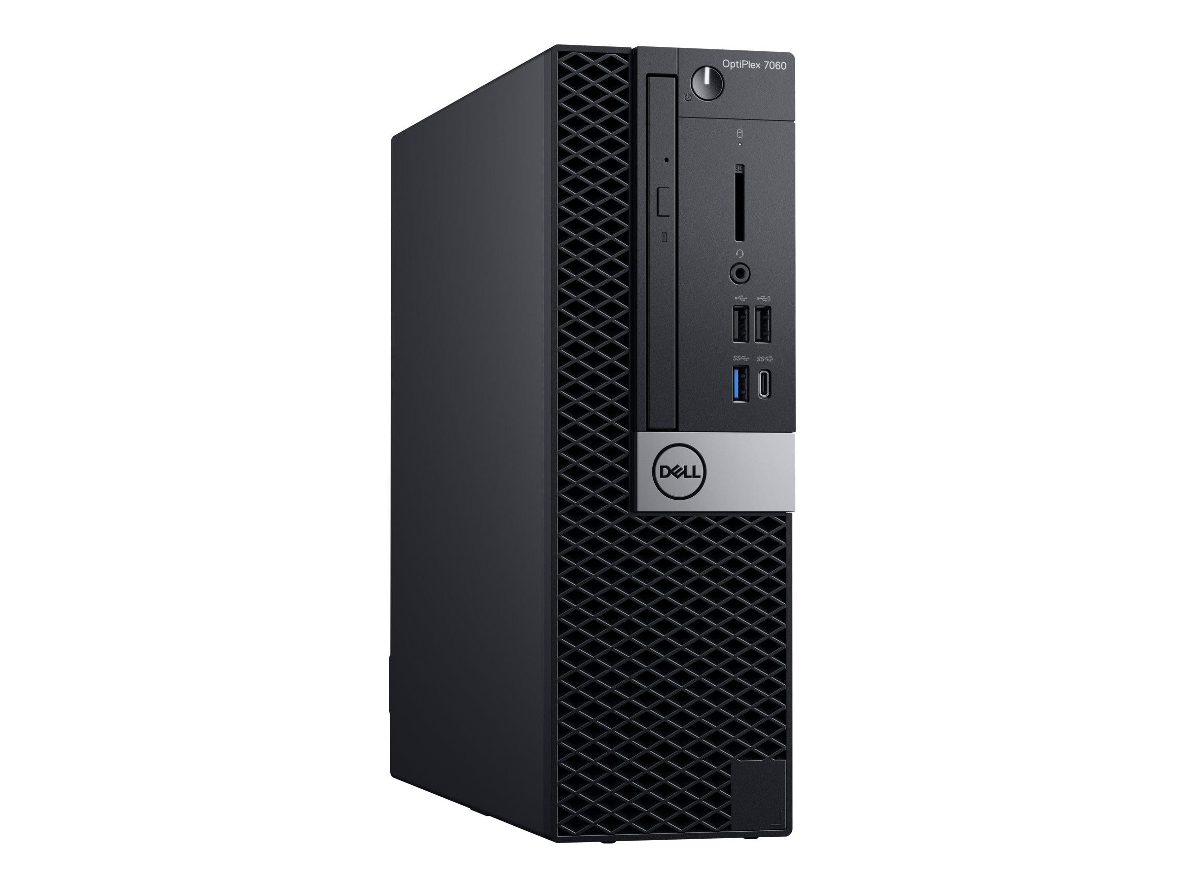 Dell OptiPlex 7060 3 2GHz Core i7 16GB RAM 256GB hard drive