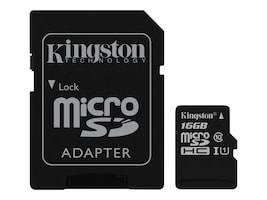 Kingston SDCS/16GB Main Image from Front