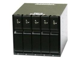 Addonics 5-Drive Snap-In Disk Array Enclosure, AESN5DA35-A, 31450944, Hard Drive Enclosures - Multiple