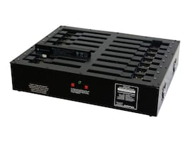 Datamation Multi-Bay Battery Charger Cart, DS-16BY-BC-HP6360T, 15137350, Computer Carts