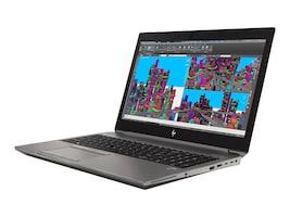 HP ZBook 15 G5 Core i7 2.2GHz 16GB 256GB 15.6 W10P, 4RB01UT#ABA, 35689207, Workstations - Mobile