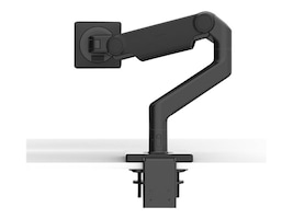 Humanscale M2.1 with Single Display Support, Clamp Mount, Black, M81CMBBTB, 36203926, Stands & Mounts - Desktop Monitors
