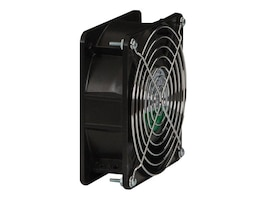 Kendall Howard High Speed 4 Fan Assembly Kit, Black, 1908-4-001-01, 20273903, Cooling Systems/Fans